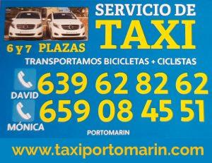Taxi Portomarín